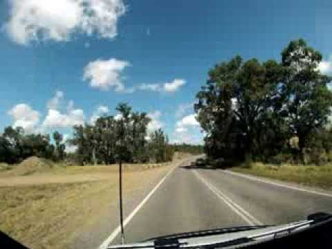 Tamworth to Sydney via Putty Road over 5 minutes