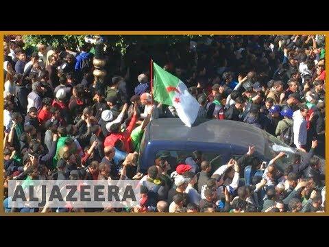 🇩🇿 Thousands march in Algeria against president's bid for fifth term l Al Jazeera English