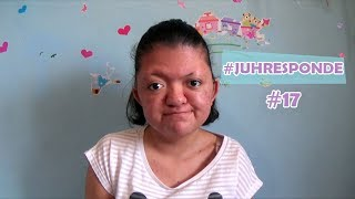 JÁ LEVEI UM FORA ? |  #JUHRESPONDE #17