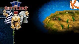 Direkt das Gold Versteck gefunden! • Die Siedler 3 Ultimate Collection #61