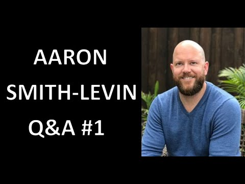 Aaron Smith-Levin: Scientology Q&A - Part 1