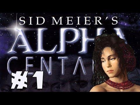 Sid Meier's Alpha Centauri - Gaia's Stepdaughters - Part 1
