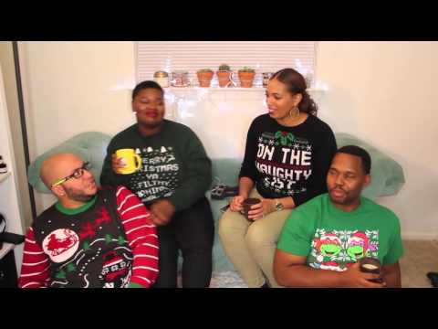 SPECIAL CHRISTMAS EPISODE OF SIP AND TALK   CharyJay