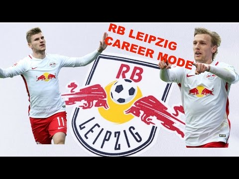 FIFA 17 LIVE RB LEIPZIG #1/ IT IS TIME