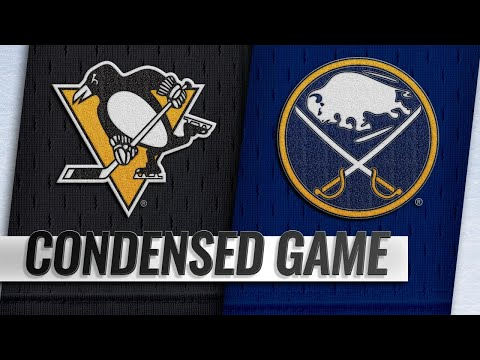 03/01/19 Condensed Game: Penguins @ Sabres