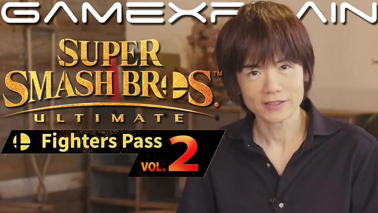 Smash Bros. Ultimate: Sakurai Confirms No More DLC Characters Planned After Fighter's Pass 2 thumbnail