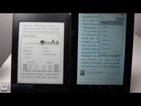 Kindle Paperwhite 3 vs $49 Fire Tablet Comparison Review