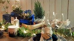 Joulun koristeluvinkit ja kukat