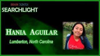 Hania Aguilar on Brainscratch Searchlight
