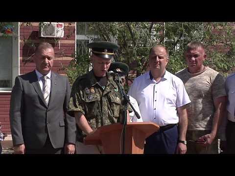 lgikvideo: митинг ко Дню пограничника