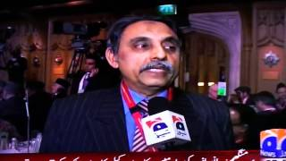 Geo News at Conference of World Religions London 11 Feb 2014
