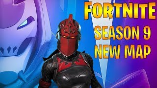 🔴 NEW FORTNITE RED KNIGHT IS BACK SEASON 9 NEW MAP LEAKED USE ! VBUCKS FOR FREE VBUCKS )LIVE🔴