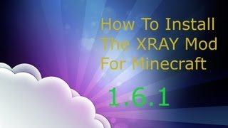 How to Install Xray mod 1.6.1 and 1.6.2 (MAC)