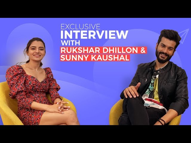Sunny Kaushal & Rukshar Dhillon Exclusive Interview | BollywoodLife