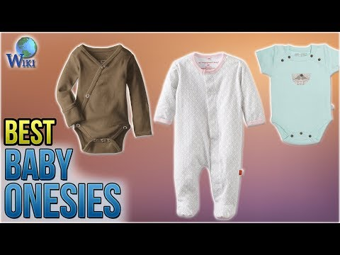 10 Best Baby Onesies 2018