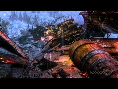 GoldenEye 007: Reloaded Reveal Interview (PS3, Xbox 360)