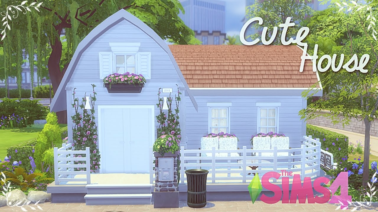 maxresdefault - Get Small Sims 4 Tiny House Ideas PNG