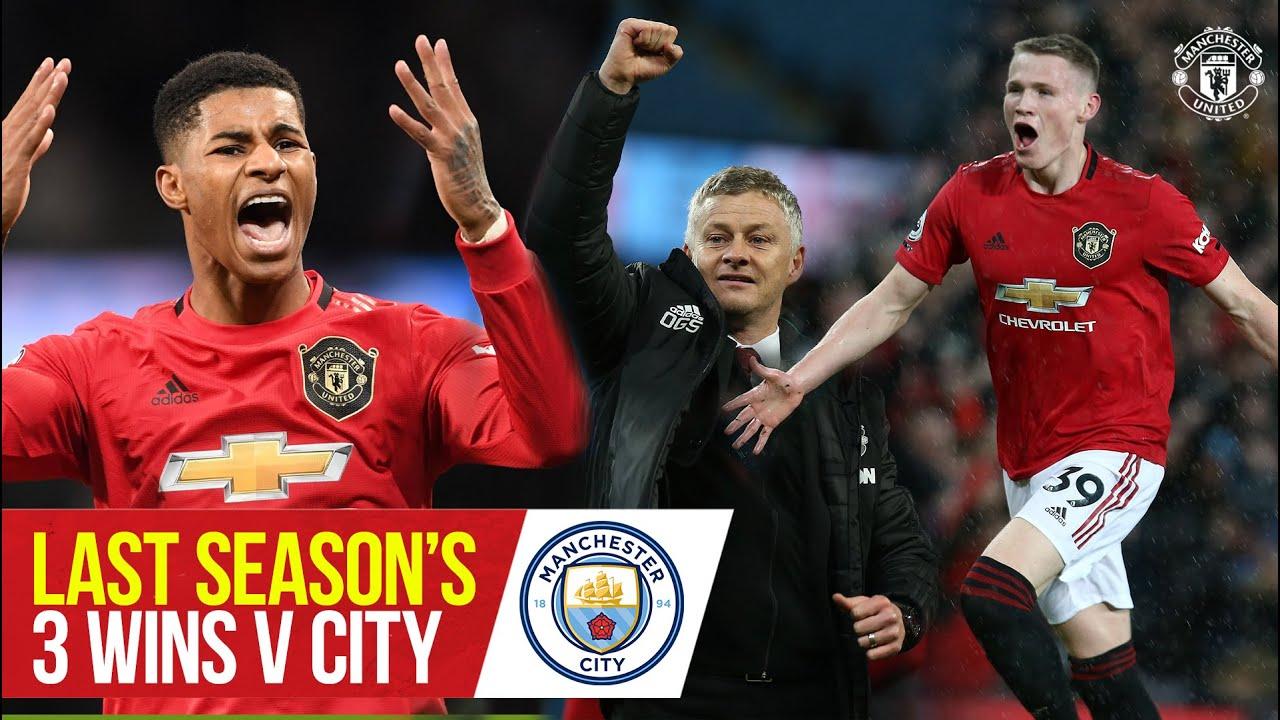 Download Last season's 3 wins over City | Manchester United v Manchester City | Bitesize Boxset: Derby Days