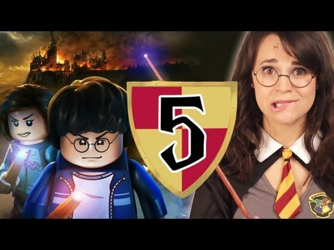 Get Lets Play Lego Harry Potter Years 5-7 - Part 5 Screenshots