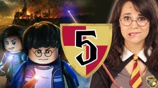Lets Play Lego Harry Potter Years 5-7 - Part 5