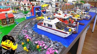 LEGO City update & expansion re-work: Progress 7