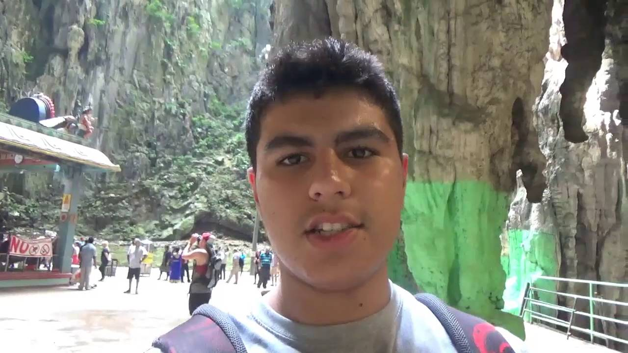 Vlog 004 Batu Caves And Cable Car Youtube