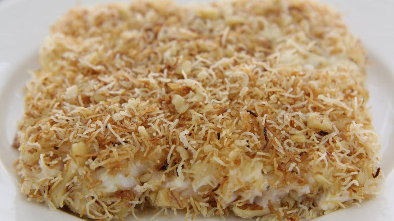 Kadayıf Pastası