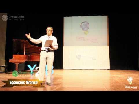 Algiers Youth To Business Forum (PART 3) Ihsan ELKADI