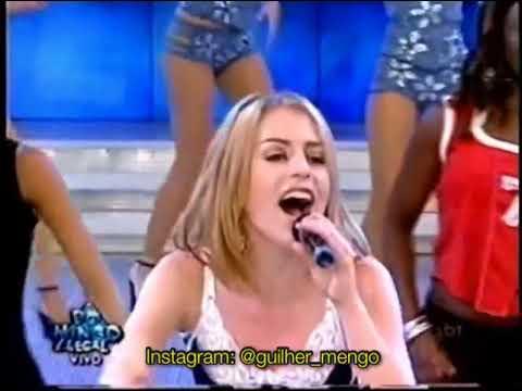 Rouge (Ragatanga/Beijo Molhado/Popstar/Nunca Deixe de Sonhar) Domingo Legal/SBT 2002