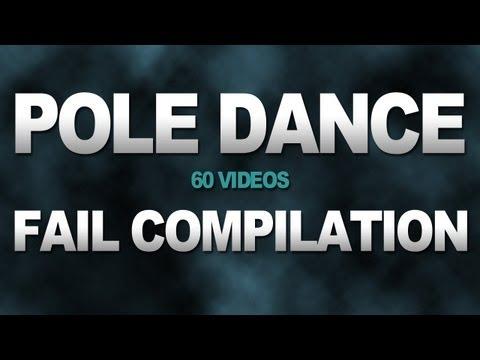 Pole Dance Fail Compilation (60 videos)