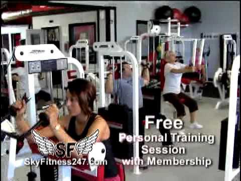 Sky Fitness 24/7 Myrtle Beach Fitness Club SC