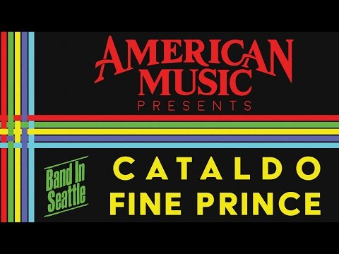 Fine Prince and Cataldo - Live Concert Taping for Band in Seattle