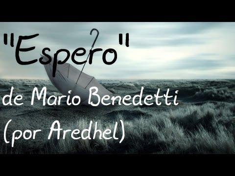 Espero de Mario Benedetti (por Aredhel)
