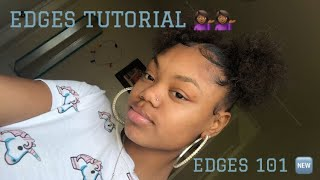Edges Tutorial ! ( highly requested )