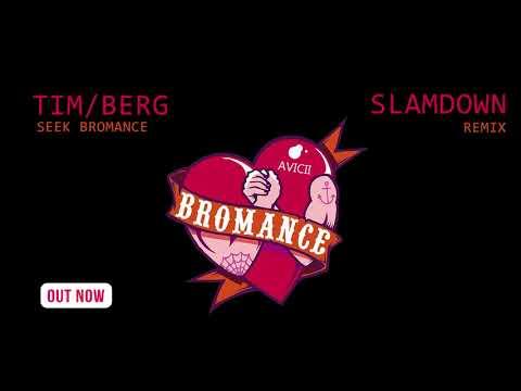 Tim Berg Aka Avicii - Seek Bromance (Slamdown Remix)