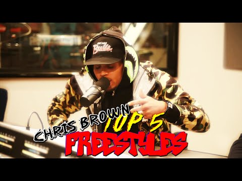 Top 5 Fire Chris Brown Freestyles