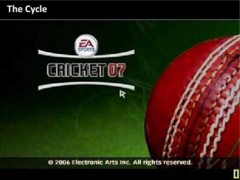 The Cycle - Cricket 07 soundtrack