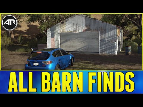 Download Forza Horizon 3 : ALL BARN FINDS + LOCATIONS!!! Pics