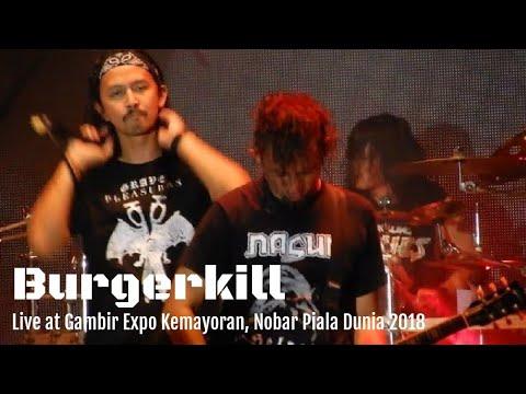 Konser! Burgerkill - Integral | At Gambir Expo Kemayoran - Pesta Bola