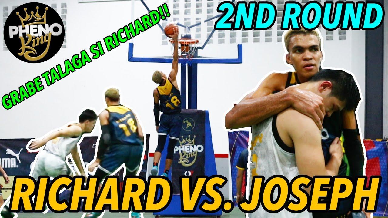 RICHARD VS. JOSEPH PARA SA 2ND ROUND - ETO NA ANG UNANG LABAN (PK: Episode 11) | S.2. vlog 141