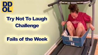 Try Not to Laugh Challenge! Funny Fails 2021 #4 😂 | Fails of the Week | Daily Dose of Laughter
