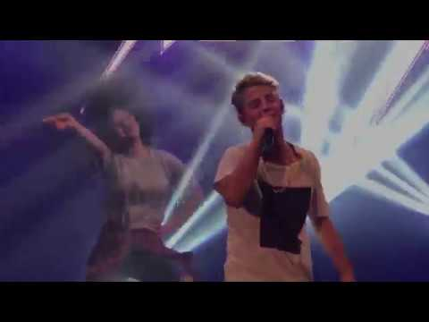 MattyB - Live For Today (Live in Boston)