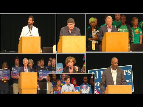 Mayoral Candidates Make Their Case At DFL Endorsement Convention