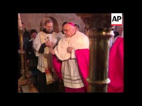 Easter Sunday celebrated Jerusalem
