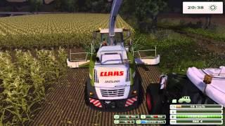 Landwirtschafts-Simulator 2013 - Two Rivers -  Folge 293 - An den Mais Männer!