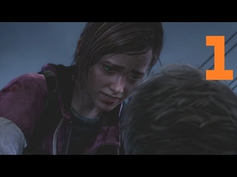[Part 1] The Last of Us - Left Behind DLC Gameplay Walkthrough (TLOU Left Behind DLC)