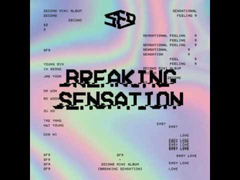 SF9(에스에프나인) - Easy Love(쉽다) AUDIO