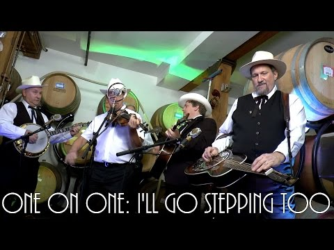 ONE ON ONE: The Earls Of Leicester - I'll Go Stepping Too July 14th, 2016 City Winery New York