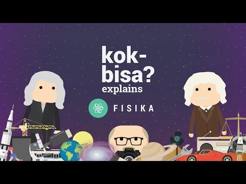🌌 Ilmu 'Fisika' Itu Sebenarnya Apa Sih? #BelajardiRumah