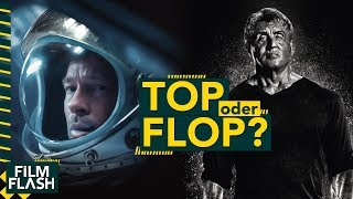 RAMBO LAST BLOOD & AD ASTRA | Top oder Flop | FilmFlash